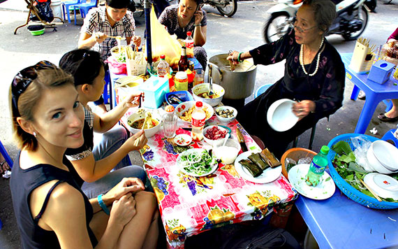 Street Food Tour A Hoi An